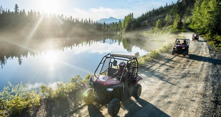 Today's Off-Road Buggy Tours Whistler
