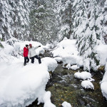 Exploring Whistler's Callaghan Valley By Snowshoe