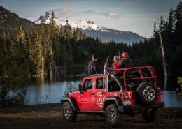 Whistler Callaghan Jeep 4x4 Tour