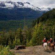 Hokey pokey gold rush tour Whistler