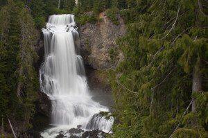 Alexander Falls Whistler
