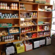 Whistler Food Bank Shelves need stocking