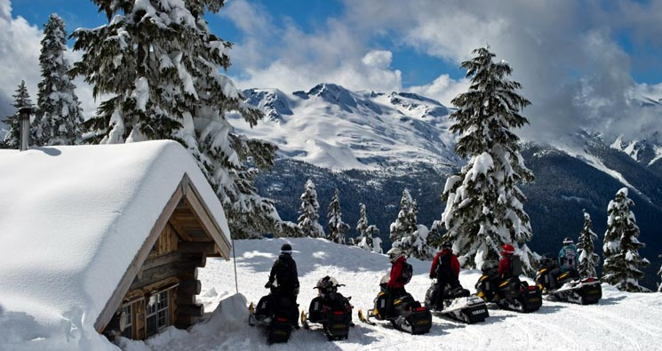 adventure dining in whistler