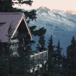 Canadian's backcountry Cabin on Sproatt Mountain