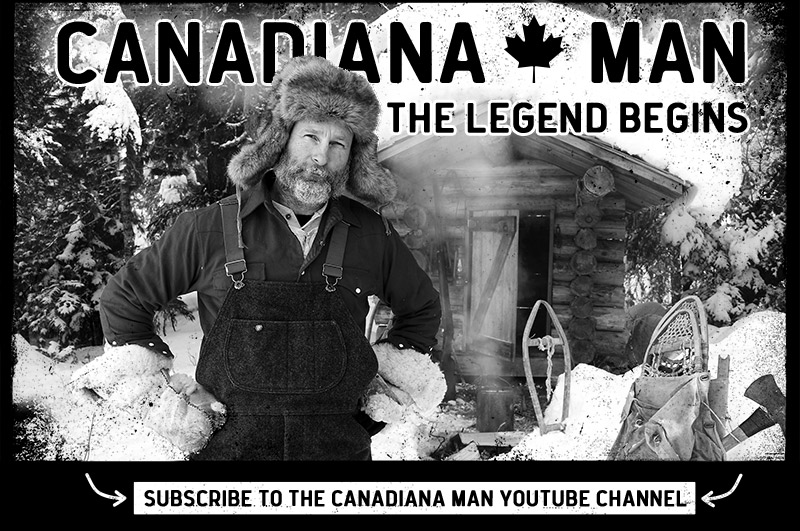 Canadiana Man