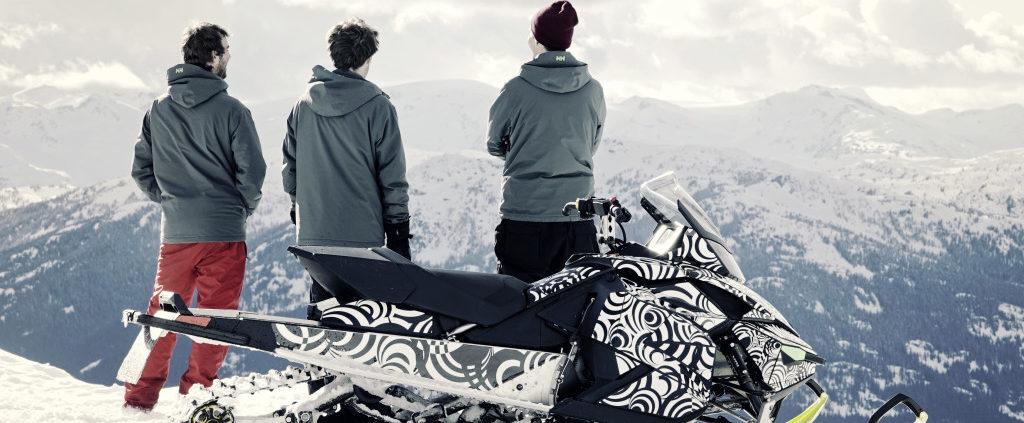 Whistler Electric Snowmobile Tour