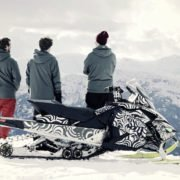 Whistler Electric Snowmobile Tour