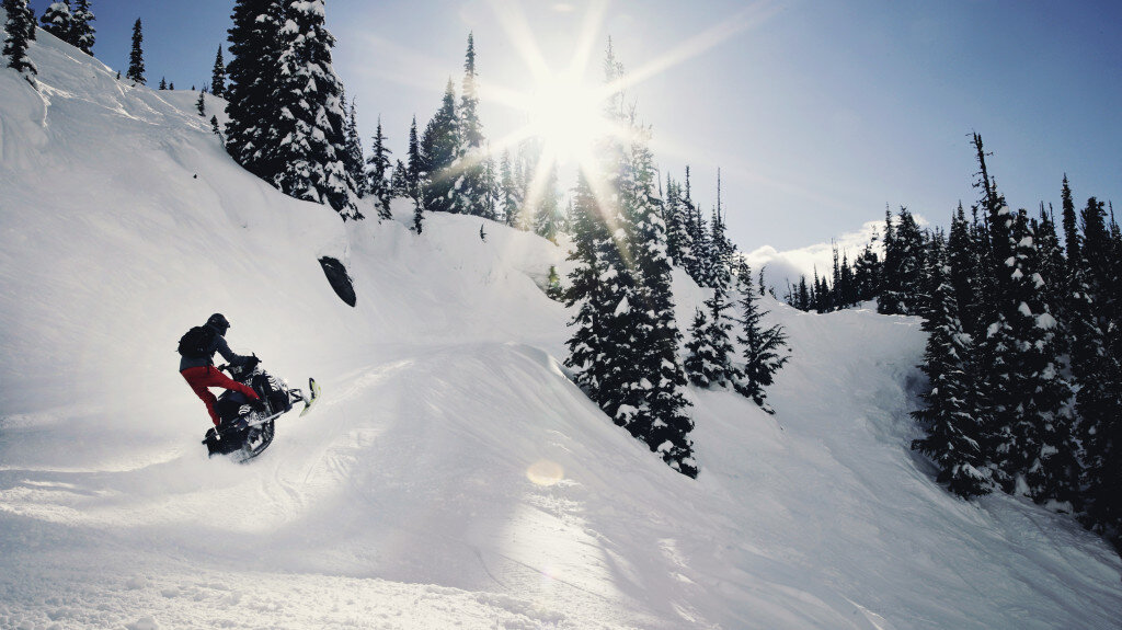Snowmobile Tours Archives | Canadian Wilderness Adventures