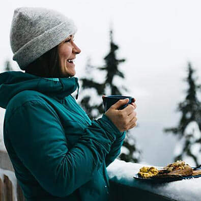 Canadian Wilderness Breakfast Snowmobiling Tour (Whistler)