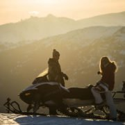 Canadian Wilderness Adventures Whistler Snowmobile Tours