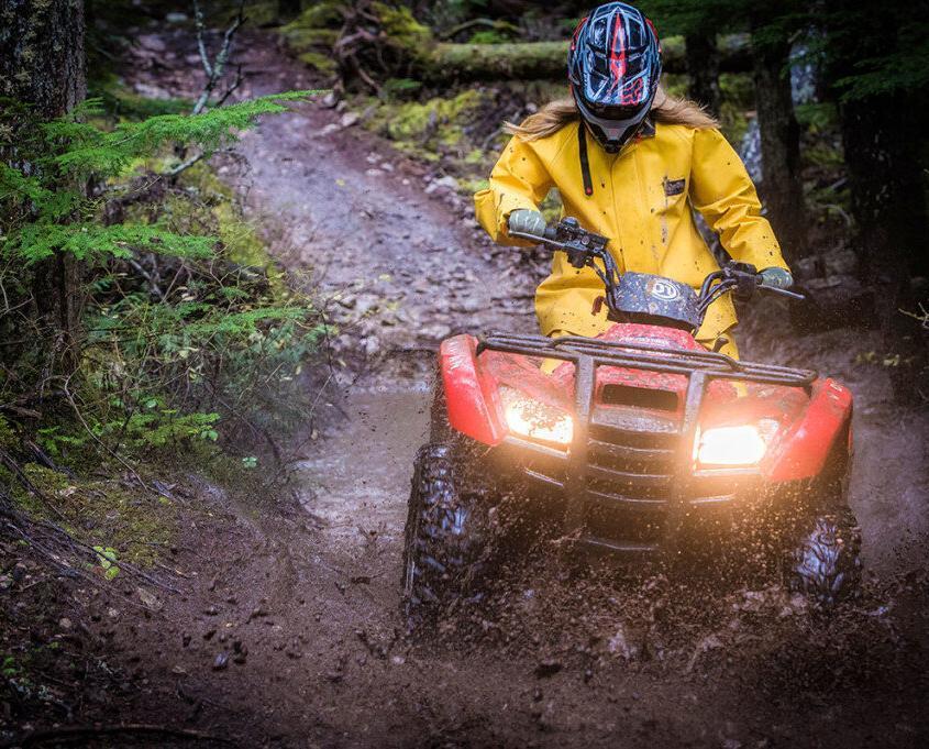 Canadian Wilderness Adventures Whistler ATV Tour