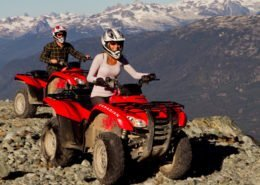 Blackcomb Whistler ATV Tours