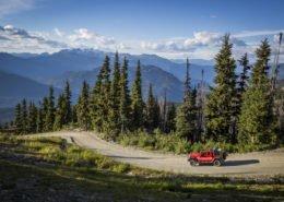 Whistler Blackcomb Jeep Tour Glacier Safari