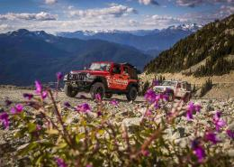 Canadian Wilderness Adventures Jeep Blackcomb