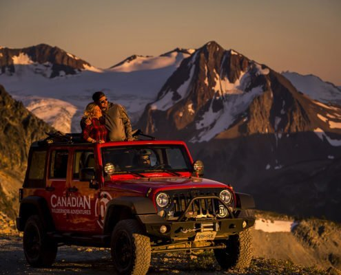 Whistler Blackcomb Jeep Tour