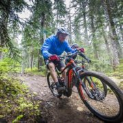 Canadian Wilderness Adventures Whistler Electric Bike