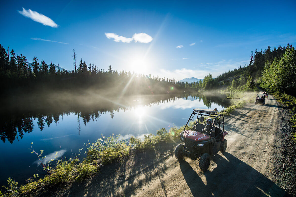 Whistler Off Road Buggy Tour