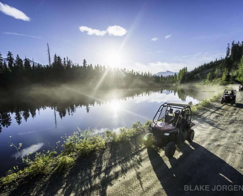 Canadian Wilderness Adventures Whistler Off Road Buggy