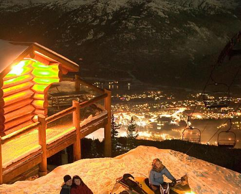 Canadian Wilderness Adventures Whistler Fondue Dinner