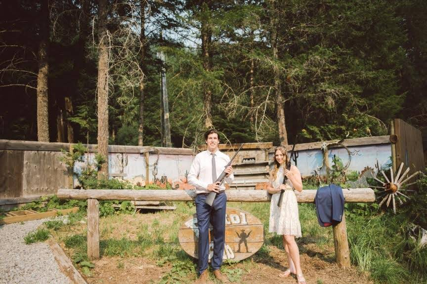 Whistler Wedding Venue Shooting