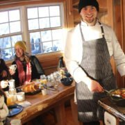Canadian Wilderness Adventures Whistler Yukon Breakfast