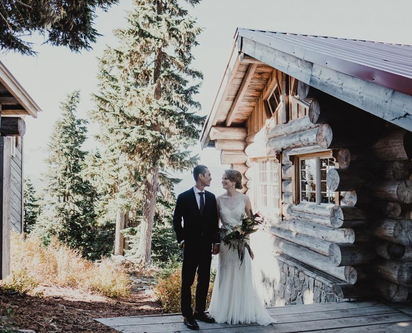 Sproatt Cabin Wedding - Tara Lilly Photography