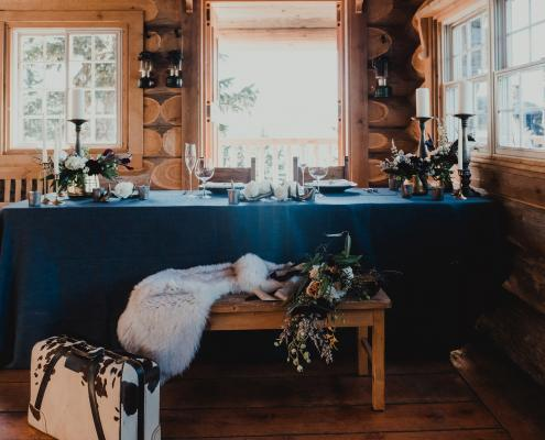 Sproatt Cabin Wedding - Tara Lilly Photography