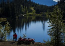 Canadian Wilderness Adventures ATV Callaghan