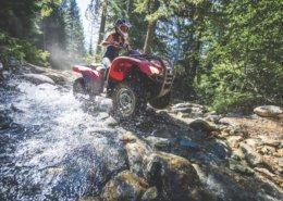 Canadian Wilderness Adventures ATV & Snowmobile Combo Tour Whistler