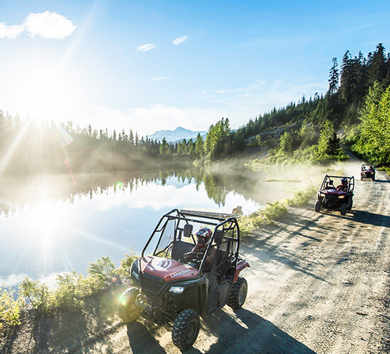 Off-Road Buggy Tours | Canadian Wilderness Adventures