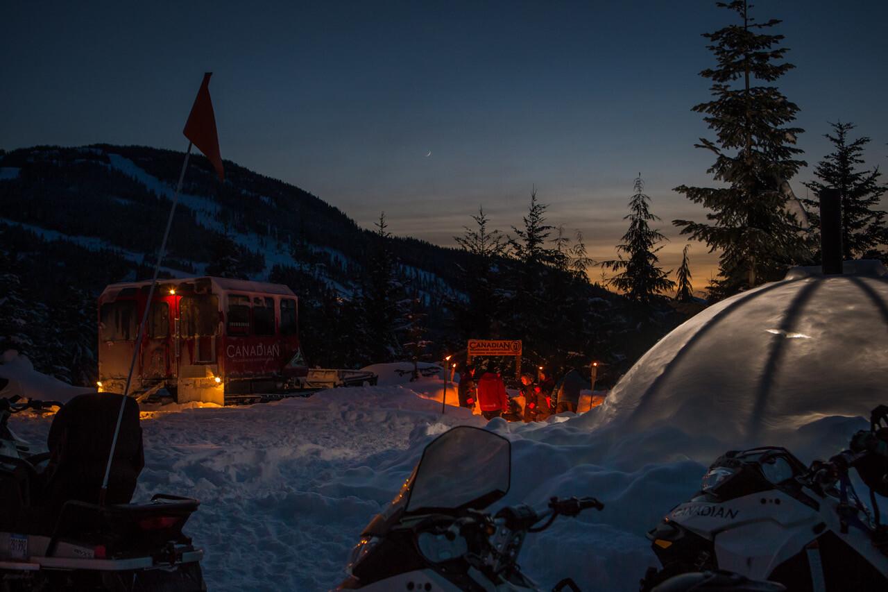 Snowcat | Canadian Wilderness Adventures