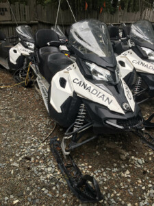 used snowmobile for sale